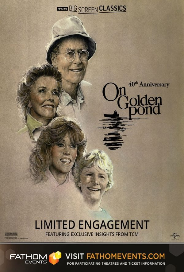 On Golden Pond 40th Anniversary presented by TCM poster image