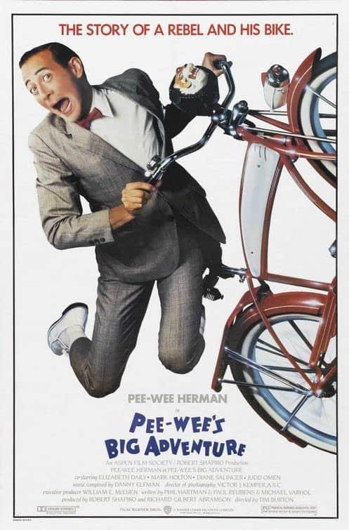 Pee-Wee's Big Adventure {1985} poster image