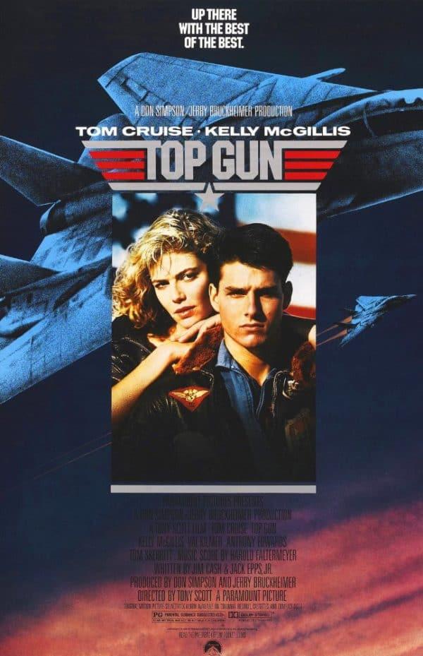 Top Gun {1986} poster image